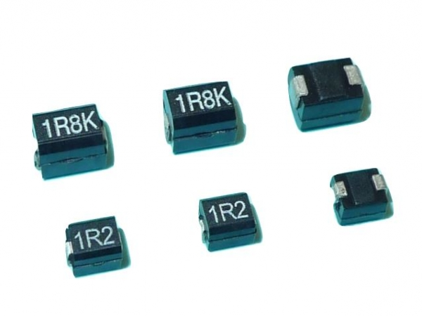 Wire Wound Inductors | RF Chip Inductor Series